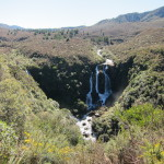 Waterfall in the ranges